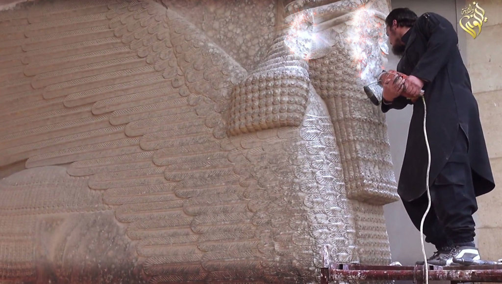 assyrian cut