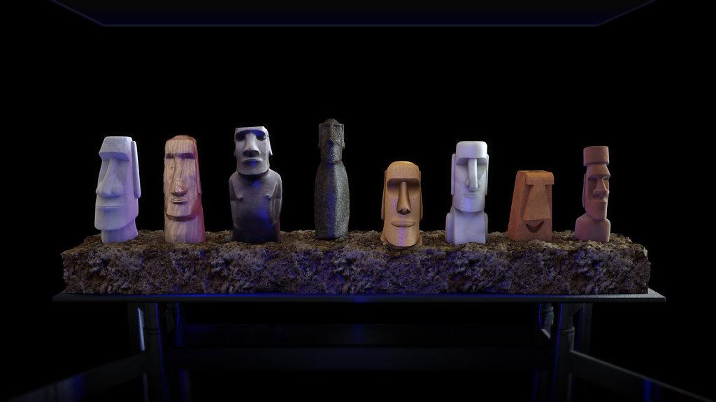 moai collection